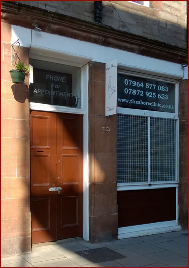 Shore Clinic - Massage in Leith