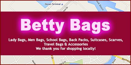 Betty Bags, Scarfs & Pashminas Leith Ocean Terminal