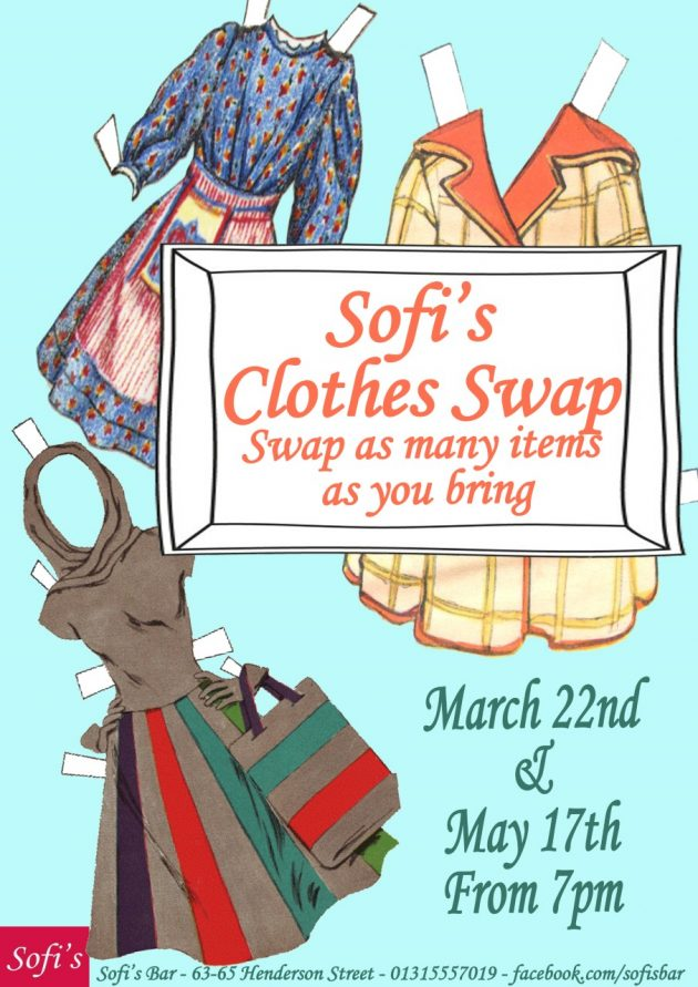 Sofi's Clothes Swap